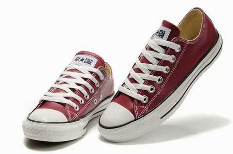 chaussure converse pas cher femme